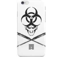 Shadeprint Battle Vest (Wite Trims) iPhone Case/Skin