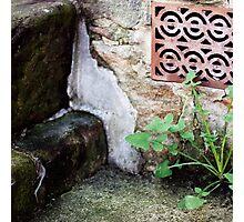 { Corners: where the walls meet #17 } Photographic Print