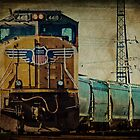 A Train to Chicago by Kadwell