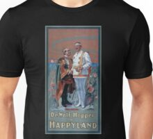 Performing Arts Posters De Wolf Hopper in Happyland 0077 Unisex T-Shirt