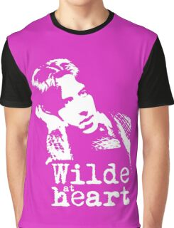 Wilde at Heart Graphic T-Shirt