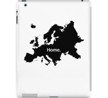 Europe Home iPad Case/Skin