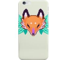Pixel Fox iPhone Case/Skin