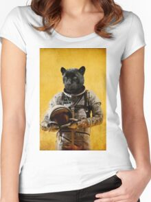 Space Jag Women's Fitted Scoop T-Shirt