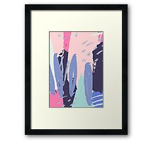 Color Fest 2 Framed Print
