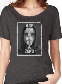 Elliot Alderson - Mr Robot - frame Women's Relaxed Fit T-Shirt