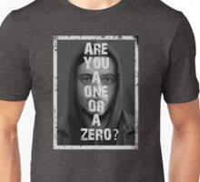 Elliot Alderson - Mr Robot - frame Unisex T-Shirt