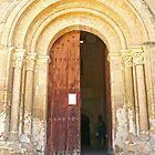 Segovia, Spain - Church Door by Michelle Falcony