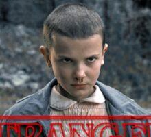 Eleven - Stranger Things - Game Sticker