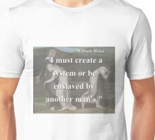 I Must Create A System - W Blake Unisex T-Shirt