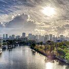 Miami Morning by njordphoto