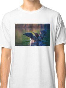 Rise 'n shine - Common loon Classic T-Shirt