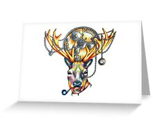 Sir Edison Elkington Greeting Card
