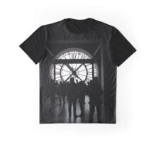 Musée d'Orsay Clock Graphic T-Shirt