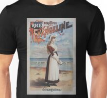 Performing Arts Posters Rices beautiful Evangeline 0780 Unisex T-Shirt