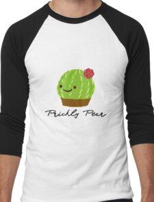 Prickly Pear Men's Baseball ¾ T-Shirt