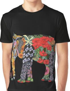 Ms Ele Phant Graphic T-Shirt