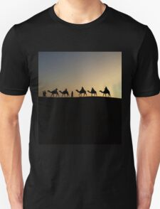 Camel Caravan Unisex T-Shirt