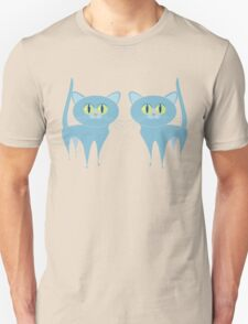 A PAIR OF PURRING CATS Unisex T-Shirt