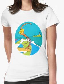 Stylin! Womens Fitted T-Shirt