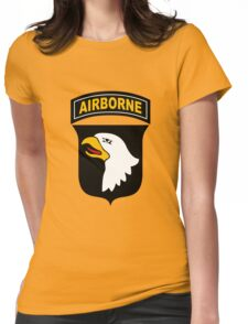 101st Airborne Division (US Army) Womens Fitted T-Shirt