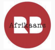 RB Afrikaans by Maree Clarkson