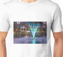 Fountain Light Show Unisex T-Shirt