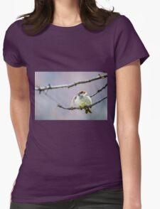 Feeling Full Womens Fitted T-Shirt