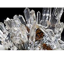 dusty quartz Photographic Print