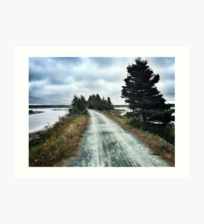 nova scotia #24 Art Print