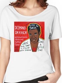 desmond dekker Women's Relaxed Fit T-Shirt