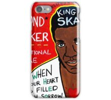 desmond dekker iPhone Case/Skin