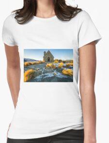 The Good Shepherd Church Womens Fitted T-Shirt
