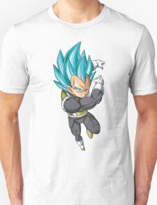 Super Saiyan Blue Vegeta  Unisex T-Shirt