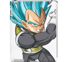 Super Saiyan Blue Vegeta  iPad Case/Skin