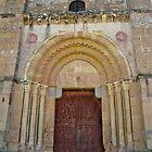 Segovia, Spain - Church Facade by Michelle Falcony