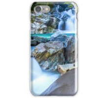 Waterfall in Fiordland National Park iPhone Case/Skin