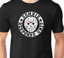 Jason Hockey Mask Zombie Response Unit Unisex T-Shirt