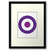 Hawkeye Framed Print