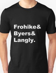 The Lone Gunmen Unisex T-Shirt