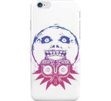 Majora's mask - Colour Gradient  iPhone Case/Skin