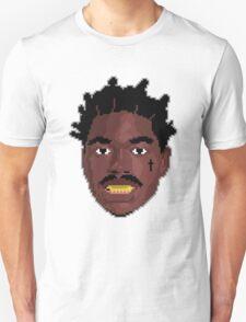 8 Bit Kodak Pixel Unisex T-Shirt