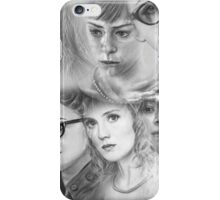 The Women of Orphan Black iPhone Case/Skin