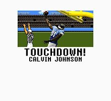 Tecmo Bowl Touchdown Calvin Johnson Unisex T-Shirt