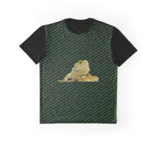 The Matrix Iguana Graphic T-Shirt