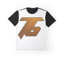 76 (Golden) Graphic T-Shirt