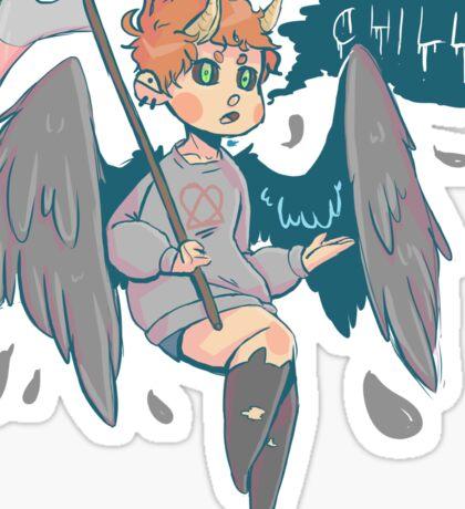 Lil' Demon Sticker
