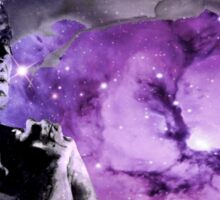 LIKE TEARS IN RAIN... - TANNHAUSER version Sticker