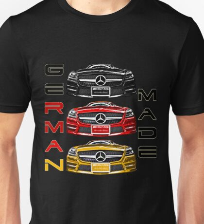 MERCEDES BENZ GERMAN MADE Unisex T-Shirt