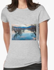 Glenorchy Reflection Womens Fitted T-Shirt